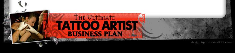 Tattoo shop business plan