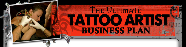 tattoo parlor business plan